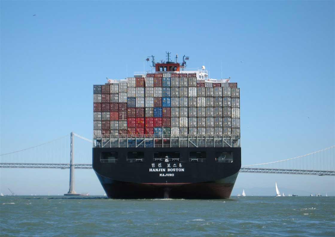 China-Export-Ship